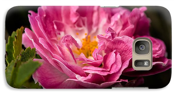 Galaxy Case featuring the photograph For You by Edgar Laureano