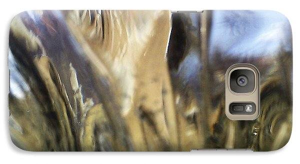Galaxy Case featuring the photograph Forbidden Forest by Martin Howard