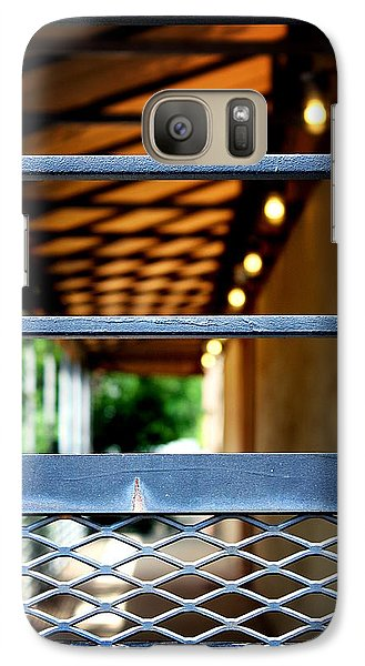 Galaxy Case featuring the photograph Forbidden by Greg Simmons