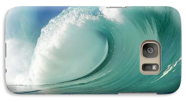 Galaxy Case featuring the photograph Force Of Nature by Paul Topp