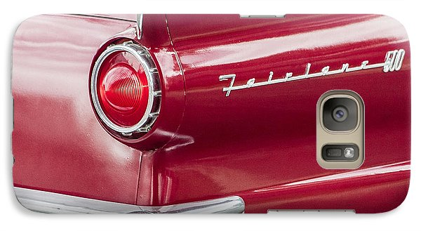 Galaxy Case featuring the photograph Ford Fairlane by Dawn Romine