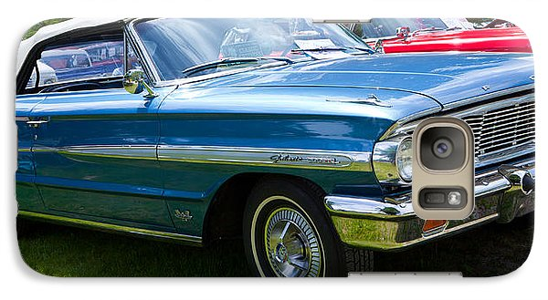 Galaxy Case featuring the photograph Ford Galaxie 520 Xl by Mick Flynn