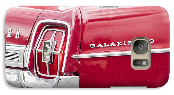 Galaxy Case featuring the photograph Ford Galaxie  by Dawn Romine