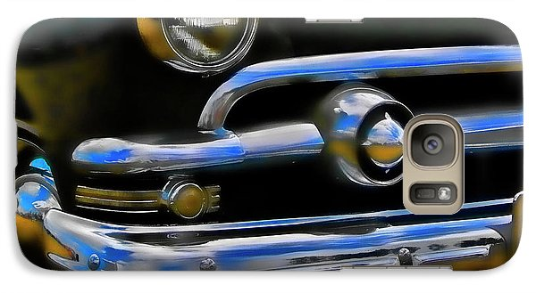 Galaxy Case featuring the photograph Ford Hot Rod by Ron Roberts