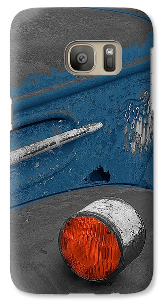Galaxy Case featuring the photograph Ford No.2 by Randy Pollard