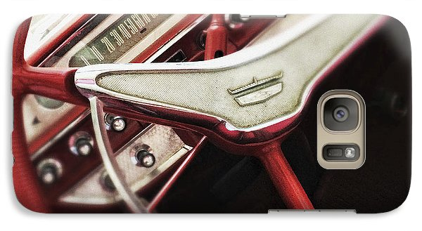 Galaxy Case featuring the photograph Ford Sunliner by Bradley R Youngberg