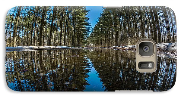Forest Reflections Galaxy S7 Case