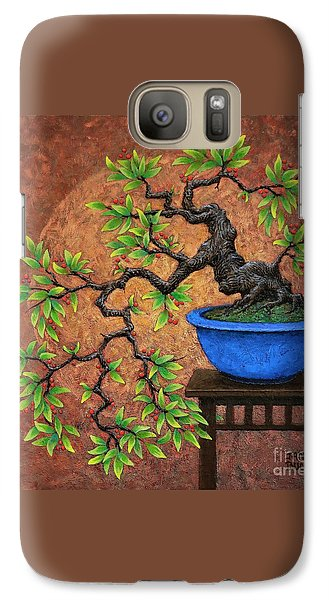 Galaxy Case featuring the painting Forgotten by Jane Bucci