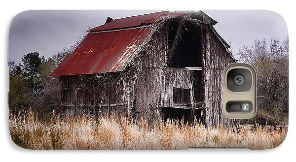 Galaxy Case featuring the photograph Forgotten by Renee Hardison
