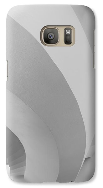 Galaxy Case featuring the photograph Form And Function - Abstract by Steven Milner