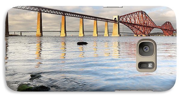 Forth Railway Bridge Galaxy S7 Case