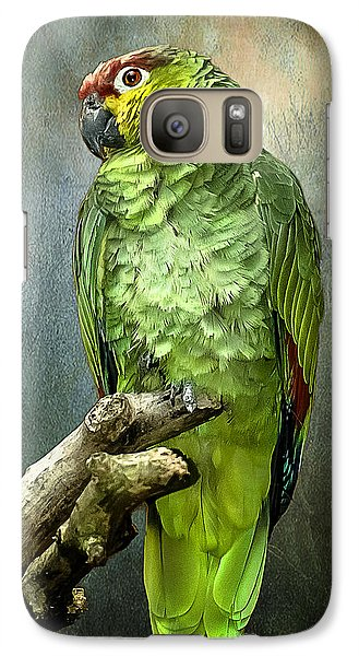 Galaxy Case featuring the photograph Forty Shades Of Green by Brian Tarr