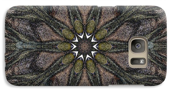 Galaxy Case featuring the digital art Forty Six And 2 by Rhonda Strickland