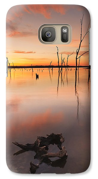 Galaxy Case featuring the photograph Found by Scott Bean