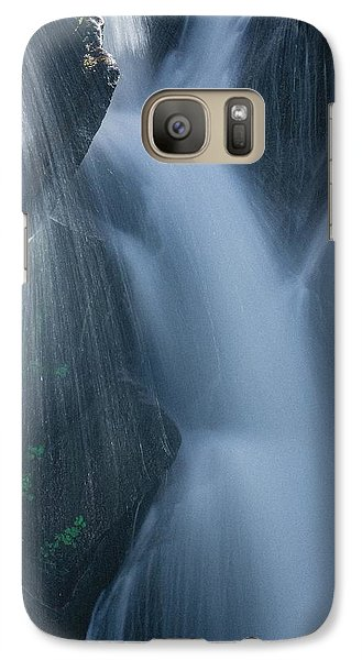 Fountain Nature Galaxy S7 Case