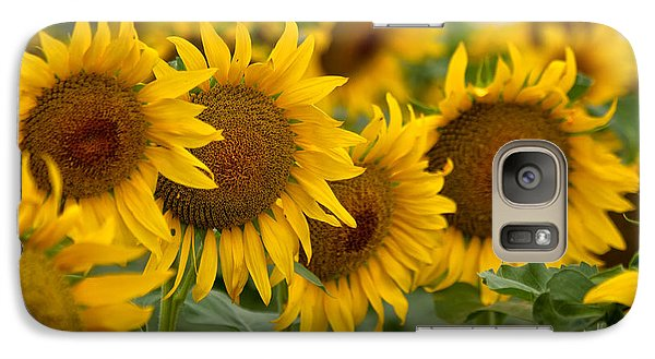 Galaxy Case featuring the photograph Four by Ronda Kimbrow