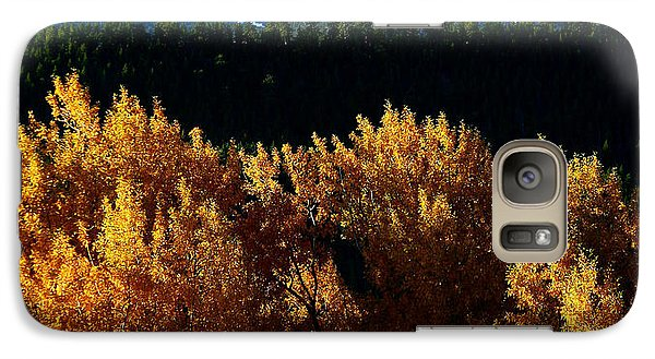 Galaxy Case featuring the photograph Four Seasons by Steven Reed