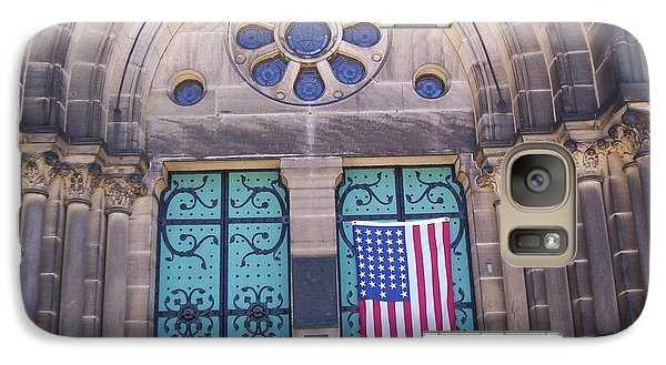 Galaxy Case featuring the photograph Fourth Of July  by Michael Krek