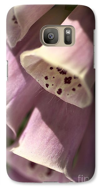 Galaxy Case featuring the photograph Foxglove by Joy Watson