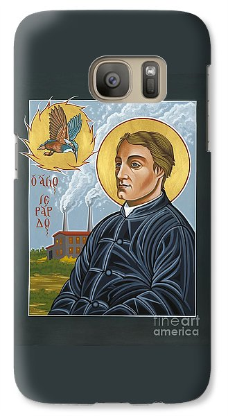 Fr. Gerard Manley Hopkins The Poet's Poet 144 Galaxy S7 Case