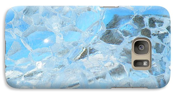Galaxy Case featuring the photograph Fracked  by Brian Boyle