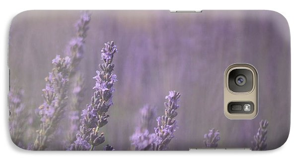 Galaxy Case featuring the photograph Fragrance by Lynn Sprowl