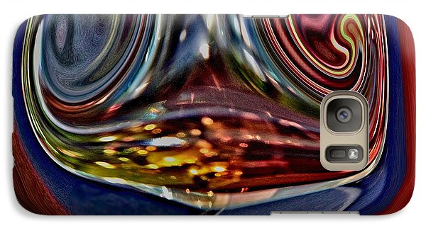 Galaxy Case featuring the photograph Frame Of Mind by Nick David