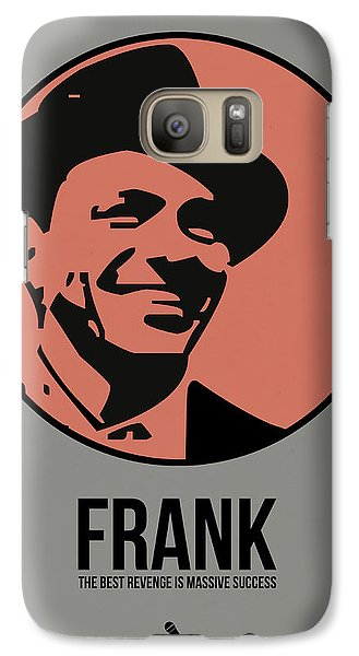 Frank Poster 1 Galaxy S7 Case by Naxart Studio