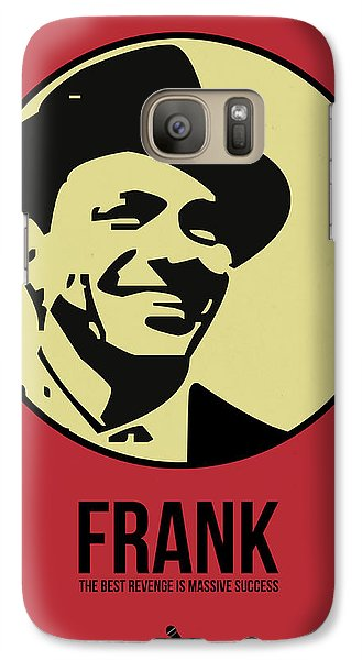 Jazz Galaxy S7 Case - Frank Poster 2 by Naxart Studio