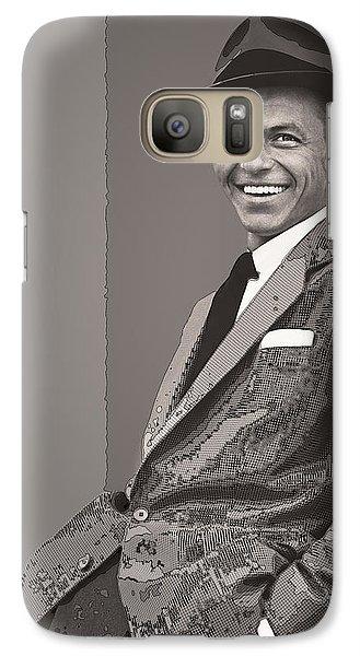Frank Sinatra Galaxy S7 Case
