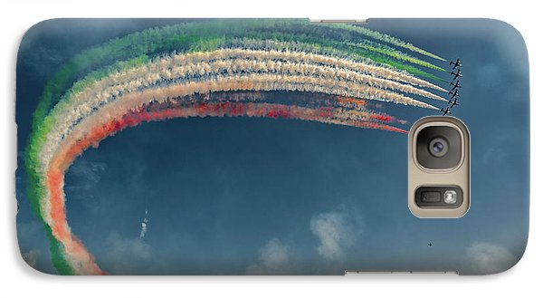 Airplanes Galaxy S7 Case - Frecce Tricolori by J. Antonio Pardo