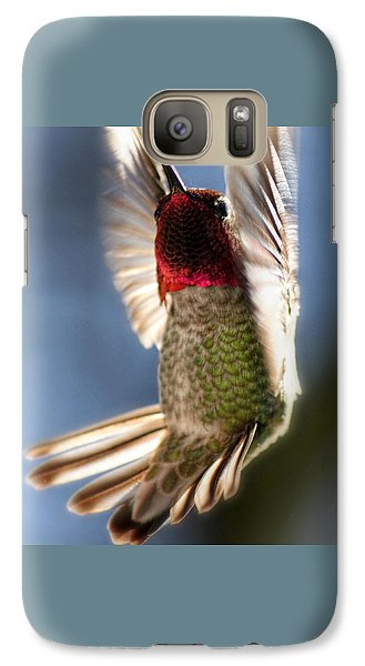 Galaxy Case featuring the photograph Free Falling by Melanie Lankford Photography
