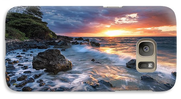 Galaxy Case featuring the photograph Free Flowing by Hawaii  Fine Art Photography