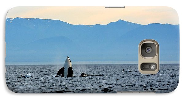 Galaxy Case featuring the photograph Freedom Of Movement by Gayle Swigart