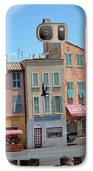 Galaxy Case featuring the photograph Freefall by Robert Meanor