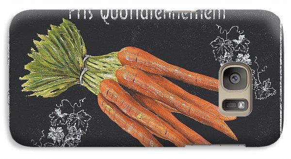 French Vegetables 4 Galaxy S7 Case by Debbie DeWitt