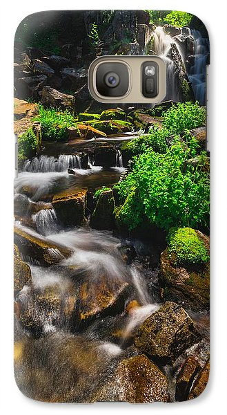 Fresh And Free Flowing Galaxy S7 Case