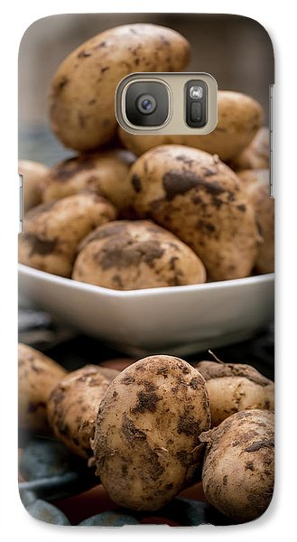 Fresh Potatoes Galaxy S7 Case
