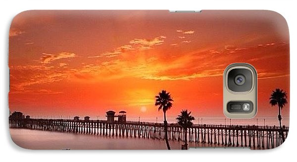 Galaxy S7 Case - Friends, One Of My Photos In The by Larry Marshall