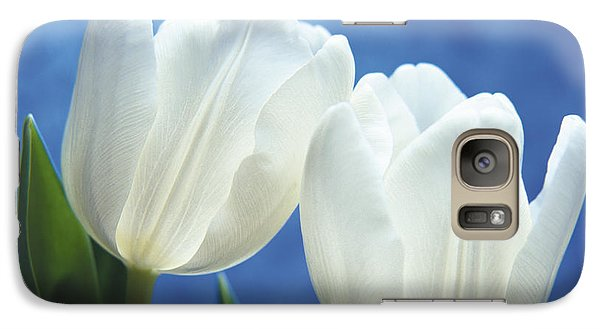 Galaxy Case featuring the photograph Friendship by Lana Enderle