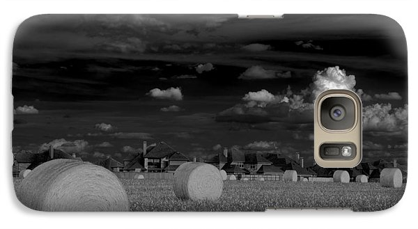 Galaxy Case featuring the photograph Frisco Dream by Darryl Dalton