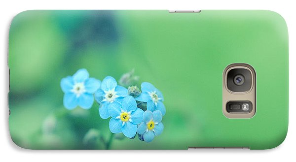 Galaxy Case featuring the photograph Froggy by Rachel Mirror