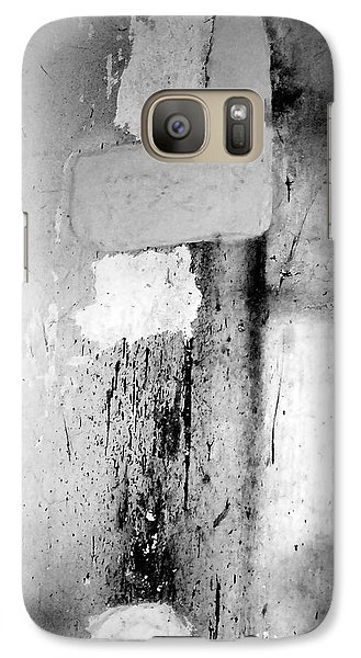 Galaxy Case featuring the photograph From Abandoned Factory by Mary Sullivan