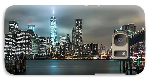 Galaxy Case featuring the photograph Front And Center by Anthony Fields