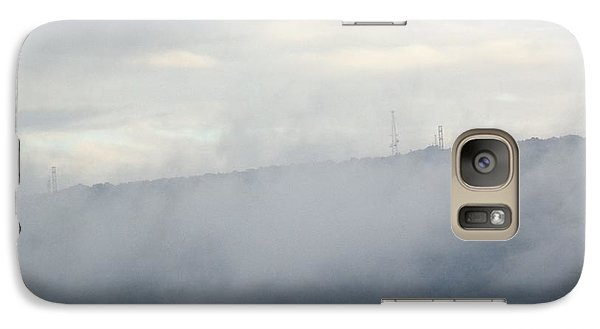 Galaxy Case featuring the photograph Front-row Seat by Christina Verdgeline