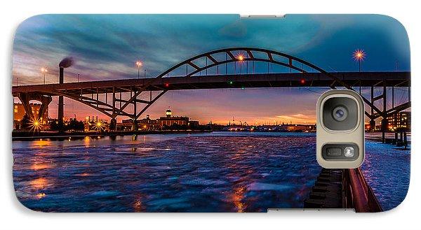 Frozen Hoan Bridge Galaxy S7 Case