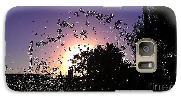Galaxy Case featuring the photograph Frozen In Time by Chris Tarpening