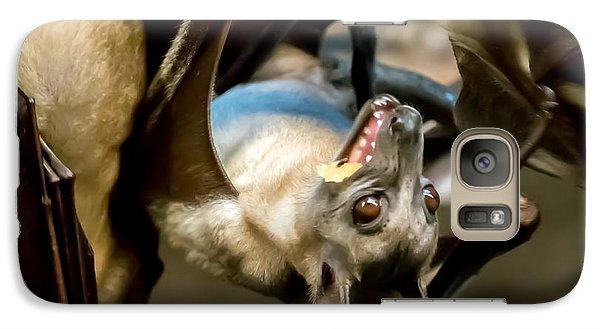 Fruit Bat Fedding Time Galaxy S7 Case