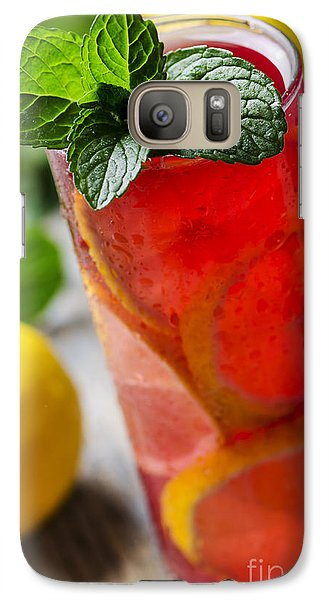 Fruit Cocktail Galaxy S7 Case