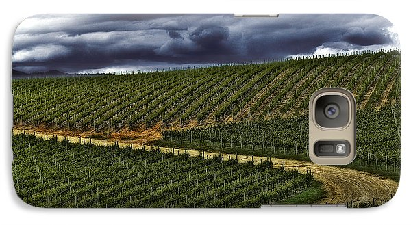 Galaxy Case featuring the photograph Fruit Of The God's by Thomas Born